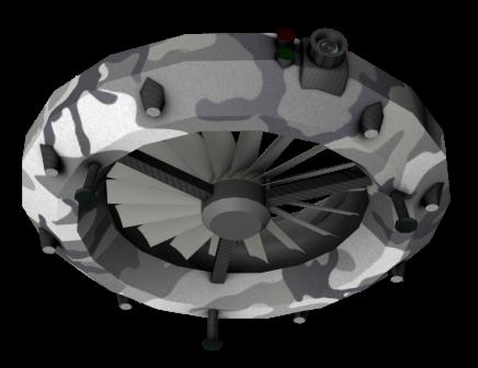 LD Aerial Recon Platform