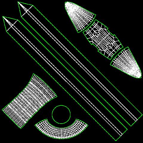 UV Bake for the Sword