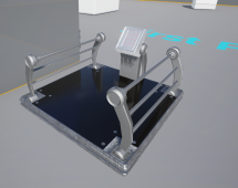 Lift platform in UE4